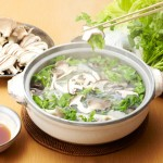 Vegetable Shabu Nabe  (Vegetarian Hot One Pot)
