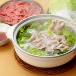 Healthy Shabu Nabe  (Beef Hot One Pot)