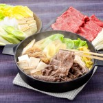 Light & Easy Suki Nabe (Healthy Sukiyaki)