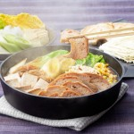 Light & Easy Suki Nabe for Vegetarians(Healthy Veggie Sukiyaki)