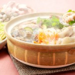 Sio Chanko Nabe (Salt Chanko hot pot )